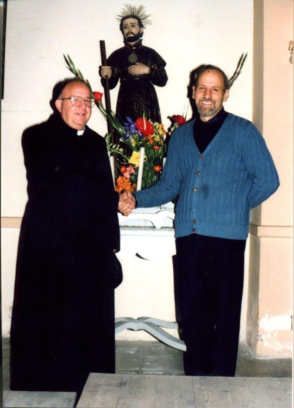 Don Familiaroi e Padro Adolfo