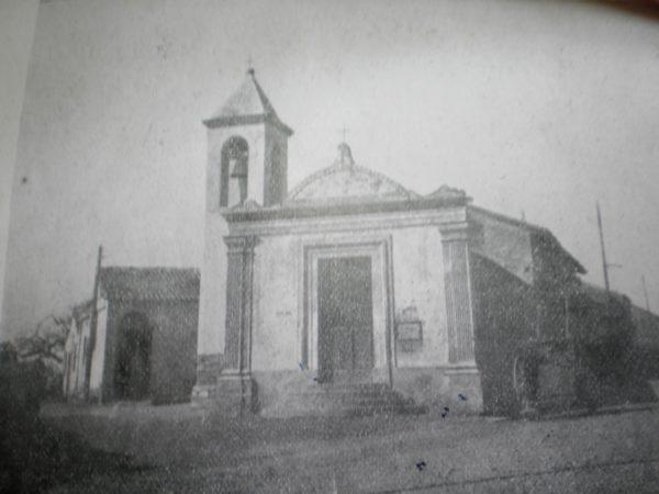 la chiesetta di S. Francesco Saverio